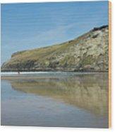 Penhallic Point Wood Print