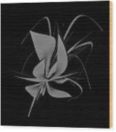 Penman Original-817 Wood Print