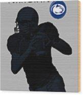 Penn State Football Wood Print