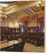 Pennsylvania Supreme Court  Wood Print