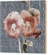 Penny Postcard Bombay Wood Print