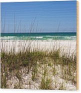 Pensacola Beach 1 - Pensacola Florida Wood Print
