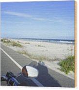 Pensacola Ride Wood Print