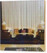 Penthouse Wood Print