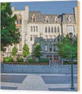 Perelman Quadrangle - University Of Pennsylvania Wood Print