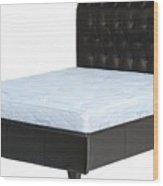 Perfect Beds For Comfort Sleep  Wood Print