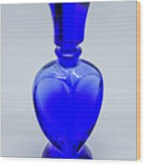 Perfume Bottle Collection_5 Wood Print