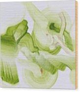 Periphery 1 Wood Print
