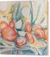 Perles Wood Print