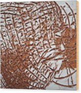 Perspectives - Tile Wood Print