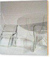 Perspex Furniture Wood Print