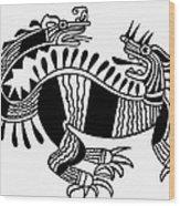 Peruvian Chimera Wood Print