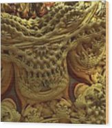 Peruvian Weave Wood Print