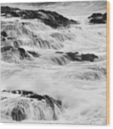 Pescadero Sb 8482 Wood Print