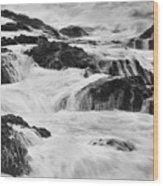 Pescadero Sb 8540 Wood Print