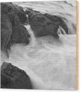 Pescadero Sb 8651 Wood Print