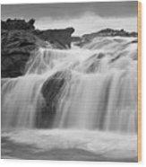 Pescadero Sb 8679 Wood Print