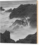 Pescadero Sb 8836 Wood Print