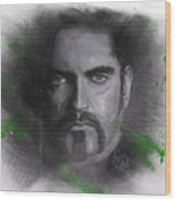 Peter Steele, Type O Negative Wood Print