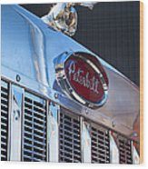 Peterbilt Angry Duck Wood Print