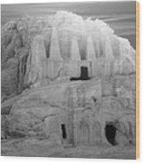Petra - Jordan Wood Print