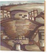 Petra 01 Wood Print