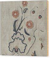 Petticoat (detail) Wood Print