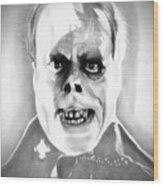Phantom Of The Opera Wood Print