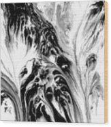 Phantoms Wood Print