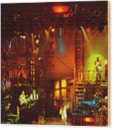 Phil Collins-0896 Wood Print