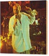 Phil Collins-0903 Wood Print