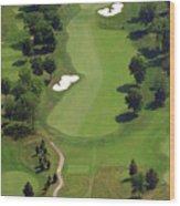 Philadelphia Cricket Club Militia Hill Golf Course 16th Hole 2 Wood Print