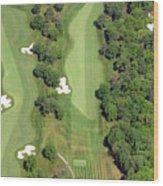 Philadelphia Cricket Club Militia Hill Golf Course 7th Hole Wood Print