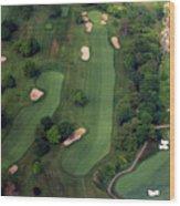 Philadelphia Cricket Club Wissahickon Golf Course 12th Hole Wood Print