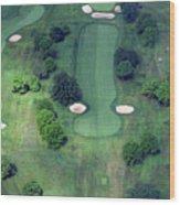 Philadelphia Cricket Club Wissahickon Golf Course 14th Hole Wood Print