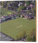 Philadelphia International Cricket Festival Pcc Wood Print