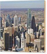Philadelphia Market East 2925 Wood Print