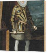Philip IIi Wood Print