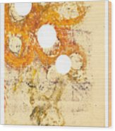Philip Von Magnet In Fez Wood Print