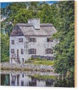 Philipsburg Manor House  Wood Print