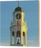 Phillips Exeter Academy Bell Tower Wood Print