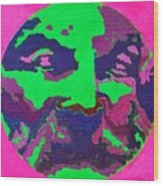 Philosopher - Anaximenes Wood Print