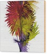 Phoenix Is Rising Series 1799.022414 Wood Print