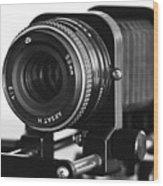 Photo Gear Wood Print