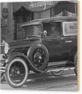 Photographer's 1928 Truck Wood Print