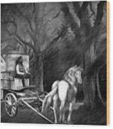 Photographic Van Wood Print