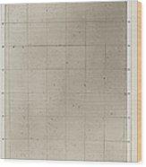 Photographische Sternkarten (march 2, 1906) Wood Print