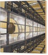 004 - Photon Cannon Wood Print