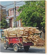 Phu My 6 Wood Print