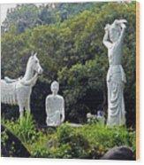 Phu My Statues 1 Wood Print